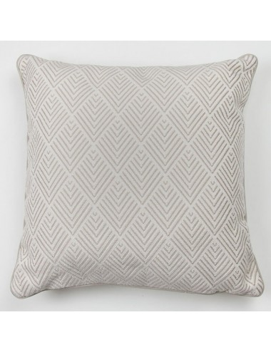 White outdoor cushion with...