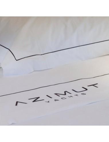 Completo letto in percalle...