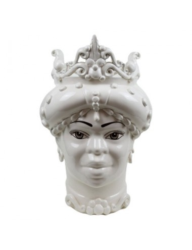 Glossy white female Moor's...