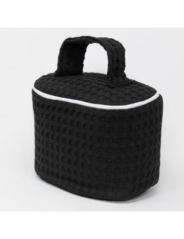 Beauty ovale personalizzabile in apone nero