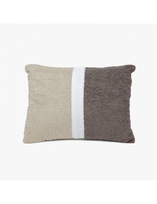 Terry cloth cushion in 3...