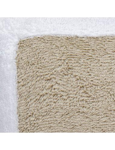Sand terry cloth cuschion...
