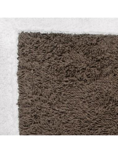 Gray terry cloth cuschion...