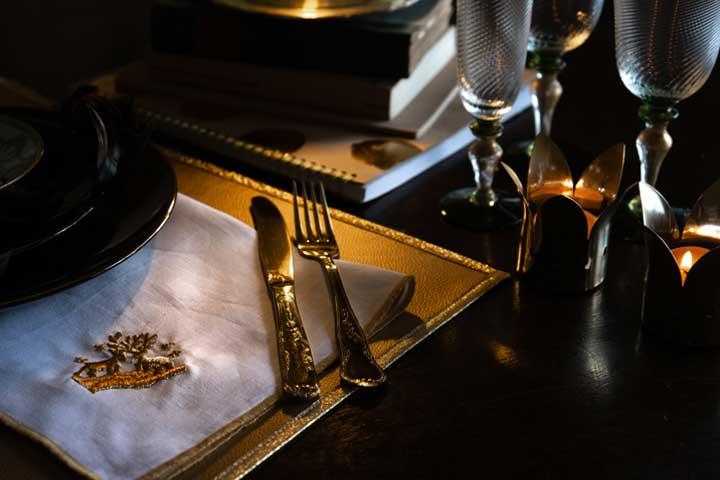 Del Monaco Luxury - Table Linens