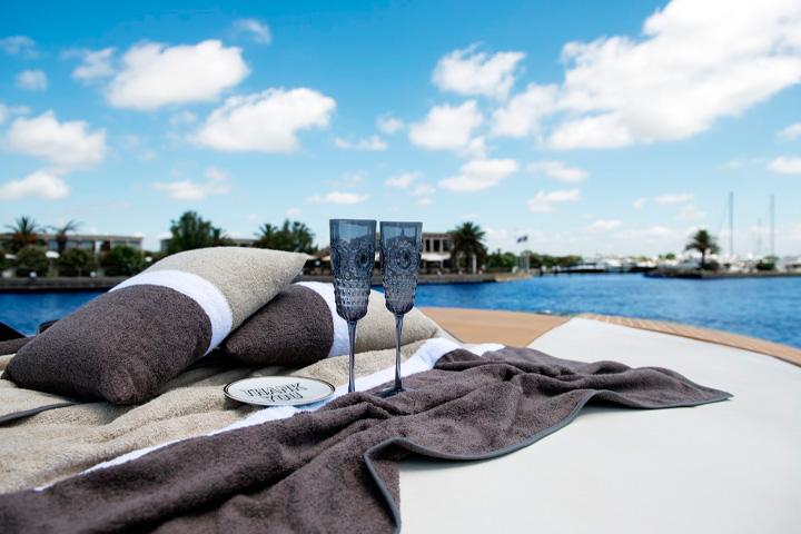 Del Monaco Luxury - Teli Mare