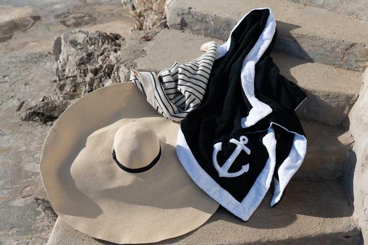 Del Monaco Luxury - Beach Towels